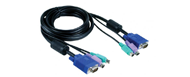 DKVM-CB Cable Kit for DKVM Products - 1M