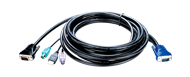 KVM-403 - Combo KVM Cable 5 meters for KVM-440/450
