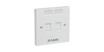 Link Ghana Nfp 0whi21 D Link Dual Ports Faceplate