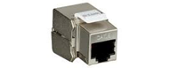 NKJ-C6MET2B21 D-Link Cat6 FTP 180 Punch Down Keystone Jack Silver Colour