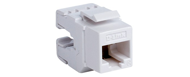 NKJ-C6WHI1B21 D-Link Cat6 UTP Keystone Jack - White Color